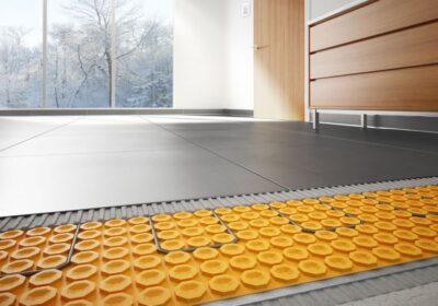 Теплі підлоги